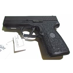Kahr P9 9mm Semi-Automatic Pistol.