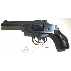 Smith & Wesson Model Top Break 38 Revolver.