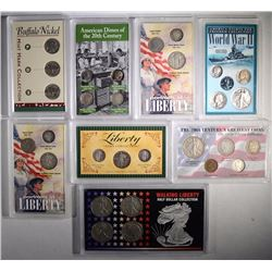 lot: 8 SETS in PLASTIC L@@K