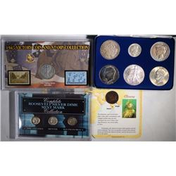 lot: 4 SETS includes 6pc DOLLAR SET