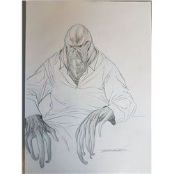 Dagon (2001) Character Design #4 Original Concept Art