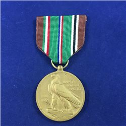 USA World War II European African Middle Eastern Campaign Medal