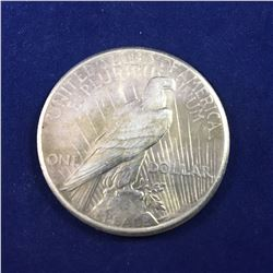 1926 USA Silver Peace Dollar Coin