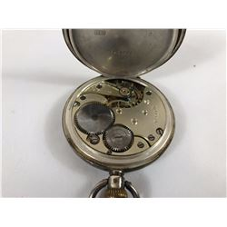 Antique Omega Pocket Watch with Sub Second Dial (Missing