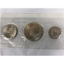 1776 -1976 United States Bicentennial Silver Uncirculated Coin Set