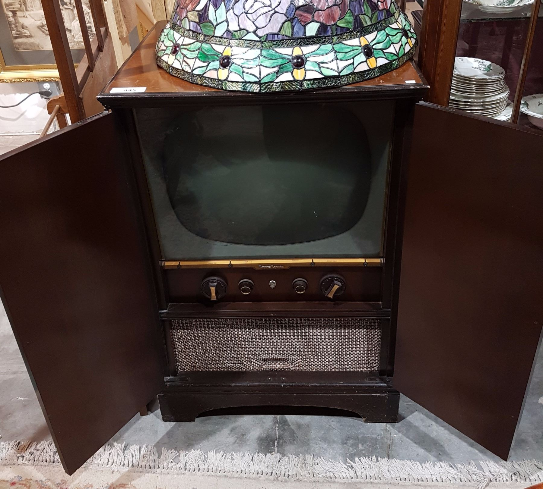 Genial Image 1 : VINTAGE ROGERS MAJESTIC CABINET TV ...