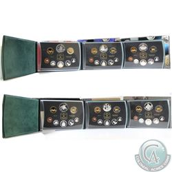 1998-2003 Canada Proof Double Dollar Sets. You will receive each date between 1998 & 2003. Please no