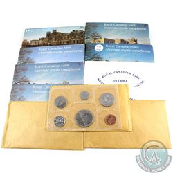 1968-1978 Canada Proof Like Sets. You will receive one of each date between 1968 and 1978. 11pcs.