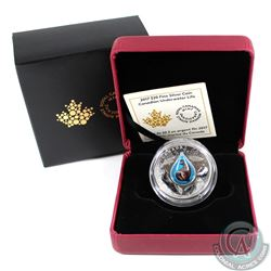 2017 $20 Canadian Underwater Life Fine Silver Coin (Tax Exempt)