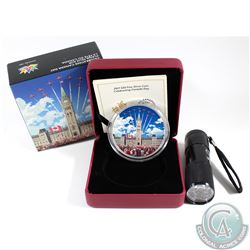 2017 Canada $30 Celebrating Canada Day Fine Silver Coin (Tax Exempt)
