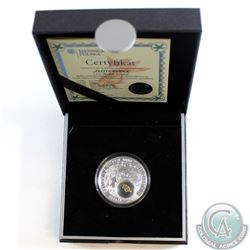 2014 Niue $1 'Goldfish' Fine Silver Coin (Tax Exempt). Mintage 3,333. Please note outer box is not i