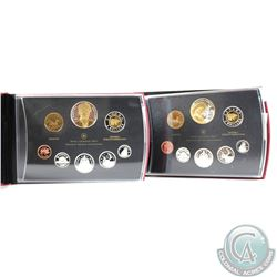 2007 Canada Proof Double Dollar Set & 2008 Canada Proof Double Dollar Set. 2pcs.