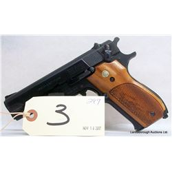 SMITH & WESSON 39-2 HANDGUN