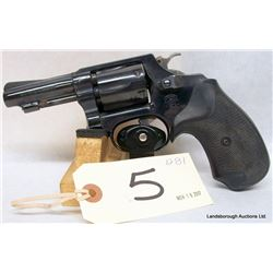 SMITH & WESSON 31-1 HANDGUN