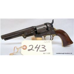 COLT 1849 POCKET HANDGUN