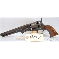 COLT 1851 NAVY LONDON HANDGUN