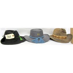 BOX LOT HATS