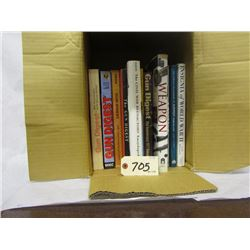 BOX LOT BOOKS