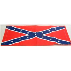 SIX REPRODUCTION CONFEDERATE FLAGS