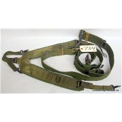MILITARY BELTS AND POUCHES
