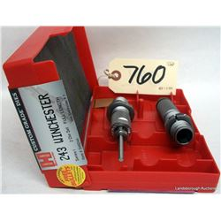 HORNADY 243 WIN DIE SET