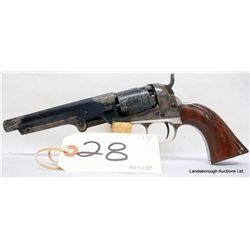 COLT 1862 POCKET NAVY HANDGUN
