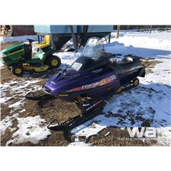 1997 SKIDOO 580 SNOWMOBILE