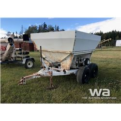 3.5 TON T/A FERTILIZER SPREADER