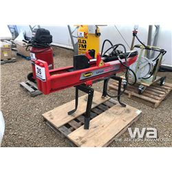 SPEECO HYD. 3 PT. WOOD SPLITTER