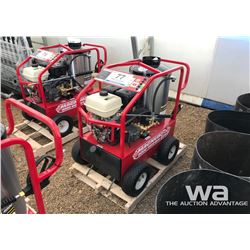 4000 PSI 12V HOT WATER PRESSURE WASHER