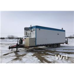 2001 GEMCO  WELLSITE TRAILER