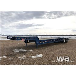 1980 WILLOCK T/A LOWBED TRAILER