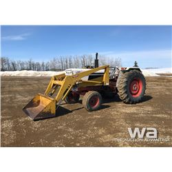 CASE 1410 TRACTOR