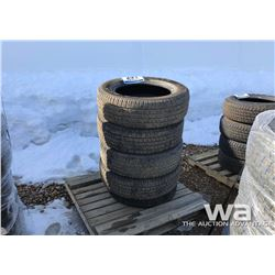 (4) GOODYEAR P275/60R20 TIRES