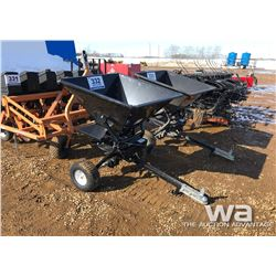 BLACK DIAMOND ATV SPREADER