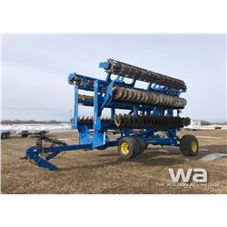 2015 LANDOLL 7831-40 VERTICAL DISC