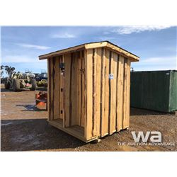 MENS/WOMENS OUTHOUSE