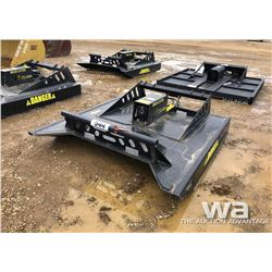 "72"" SKIDSTEER BRUSH CUTTER"
