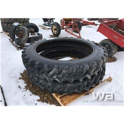 (2) 320/90R46 SPRAYER TIRES