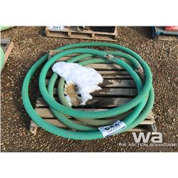 """PALLET OF 2"""" SUCTION HOSE"""