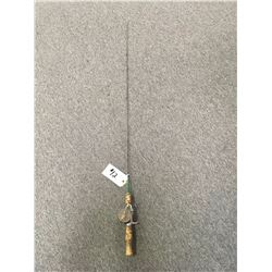 Wind-Rite reel and Windsor Rod