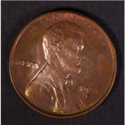 1931-S LINCOLN CENTS CH BU