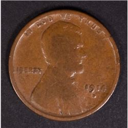 1914-D LINCOLN CENT G +