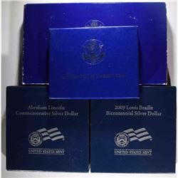 4-Commemorative Coin Sets