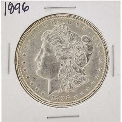 1896 $1 Morgan Silver Dollar Coin