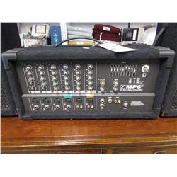 YORKVILLE MP6D 325 WATT 6 CHANNEL POWERED MIXER