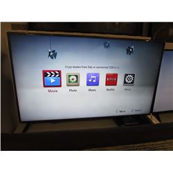 "LG 55"" LED TV MODEL LF6000 (FLOOR MODEL) WITH REMOTE"