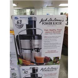 JACK LA LANNES POWER JUICER ULTIMATE