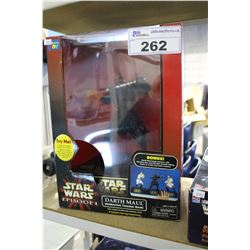 STAR WARS DARTH MAUL INTERACTIVE TALKING BANK