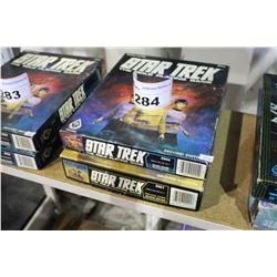 PAIR OF STAR TREK ROLE PLAYING BOARD GAMES